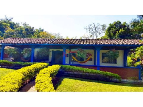 venta finca turistica sector el laurel