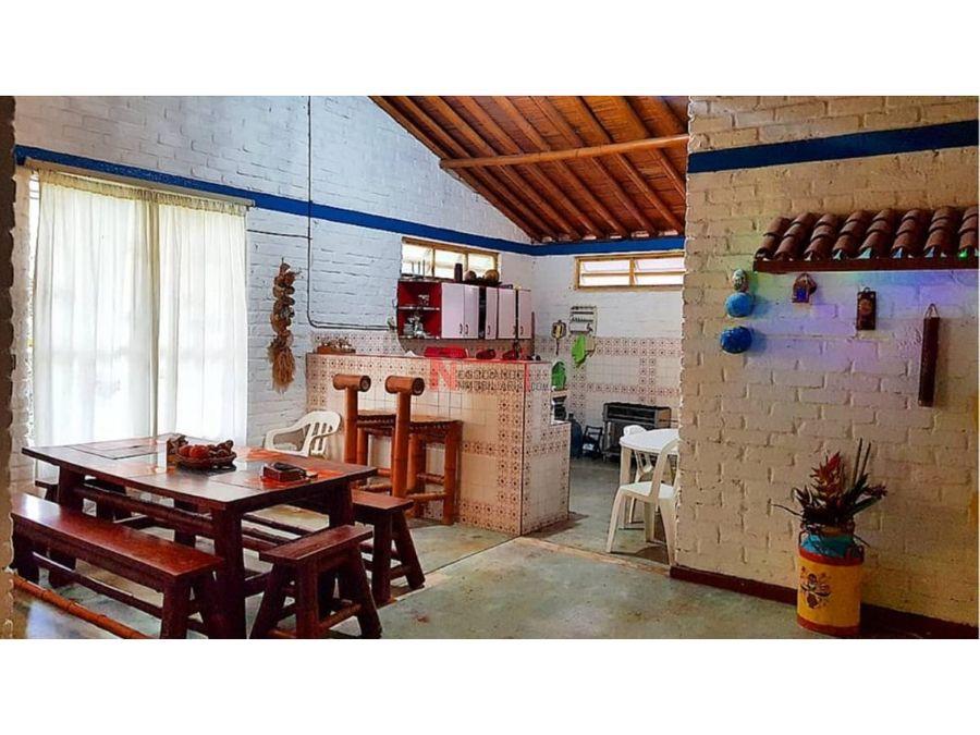 venta finca ubicada entre montenegro y quimbaya
