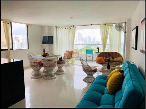 alquiler espectacular apartamento cartagena