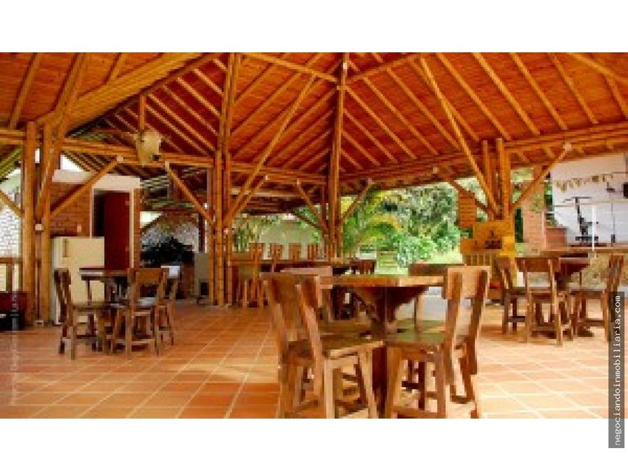 alquiler chalet turistico pueblo tapao