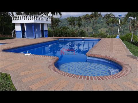 alquiler finca turistica quimbaya sector panaca