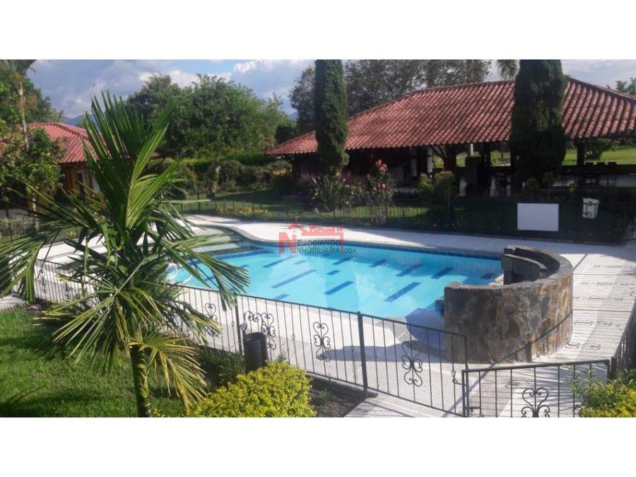 alquiler finca hotel turistica sector el eden