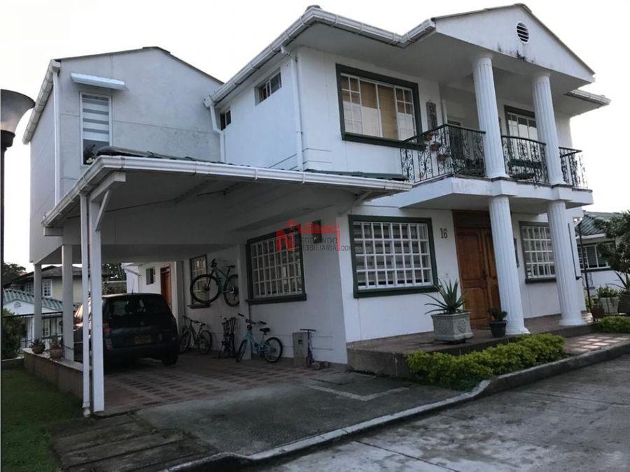 venta casa en condominio norte sector sena agropecuario