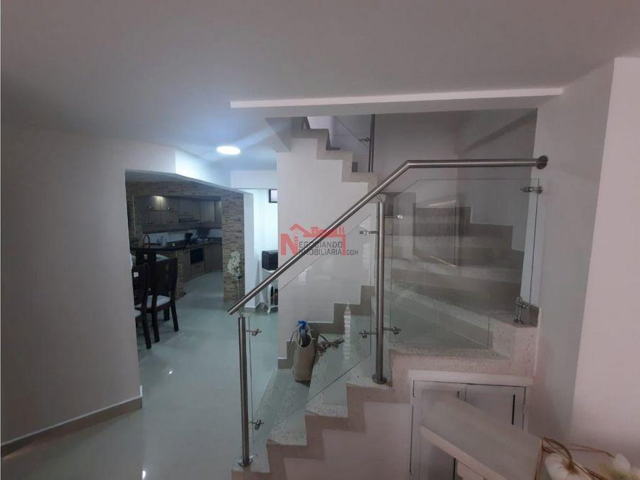 venta casa en conjunto cerrado sector norte av 19