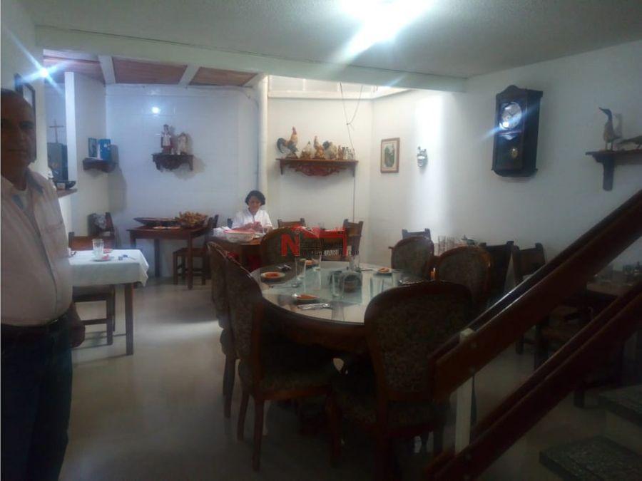 alquiler casa norte avenida bolivar