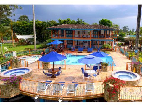 alquiler finca hotel sector parque del cafe