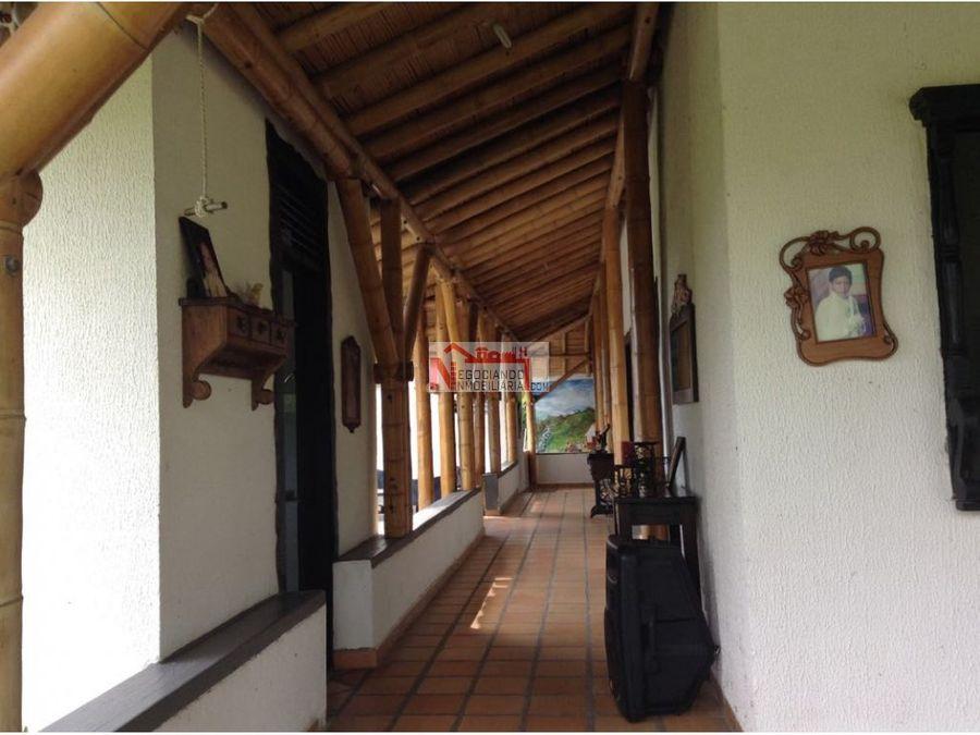 venta linda casa campestre