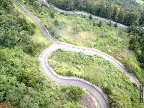 lote en parcelacion de las palmas ambiente boscoso