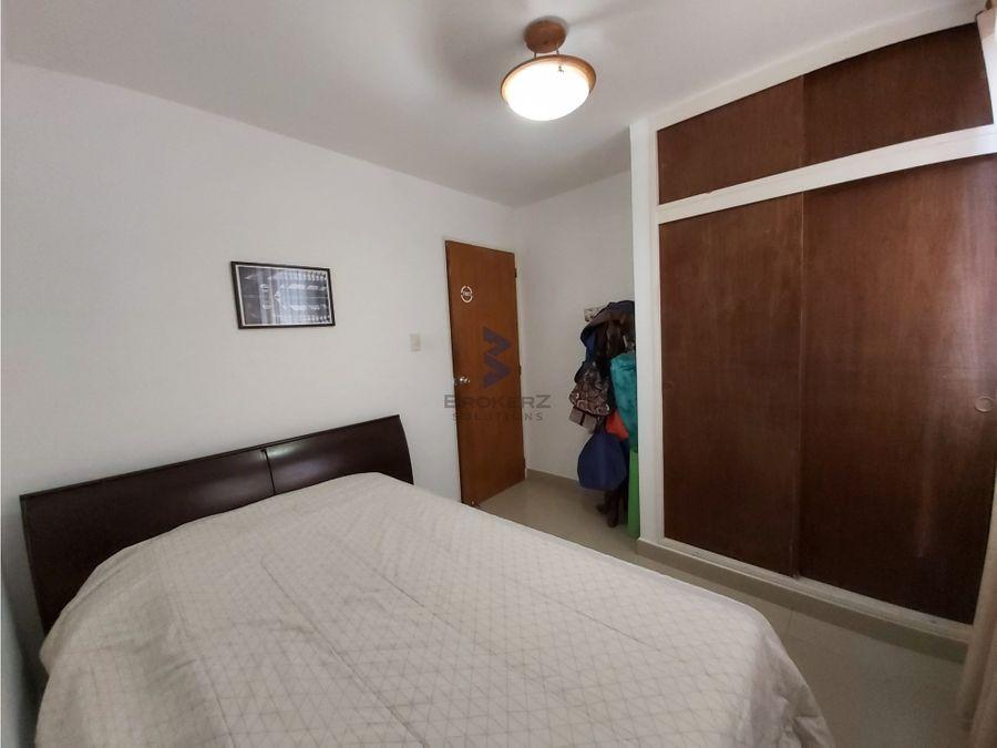 venta apartamento 100mt 3h2b1e santa paula