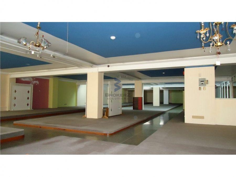 venta edificio 2775 m2 san antonio