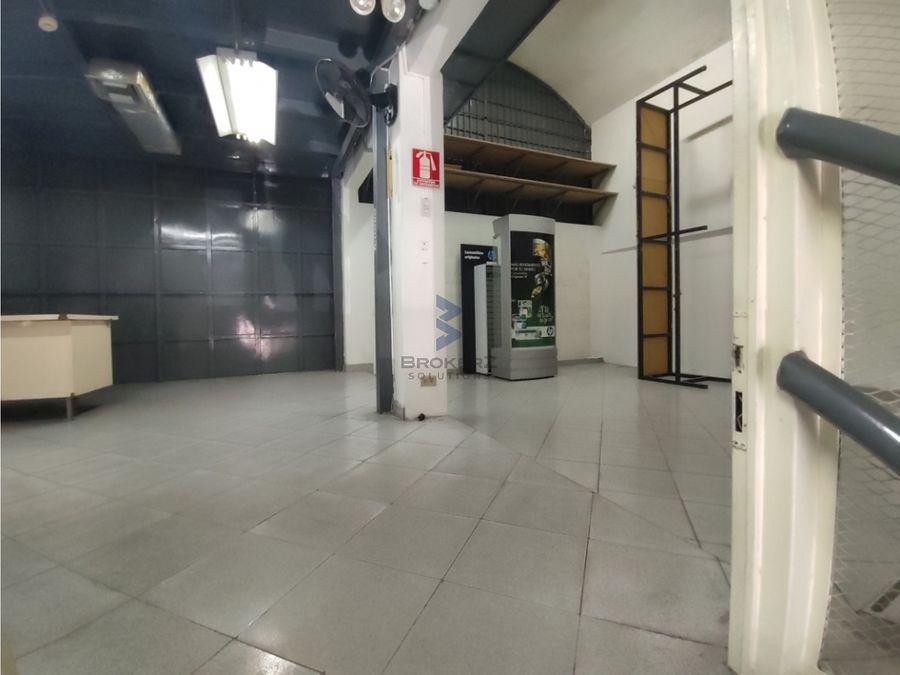alquiler local comercial 240m2 sabana grande