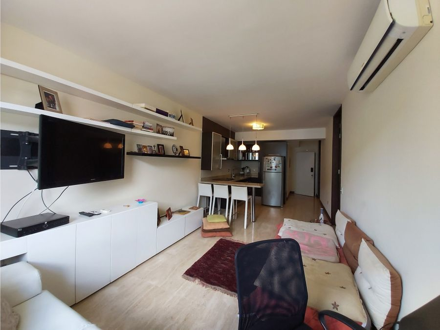 venta apartamento 61m2 1h2b2e lomas del sol