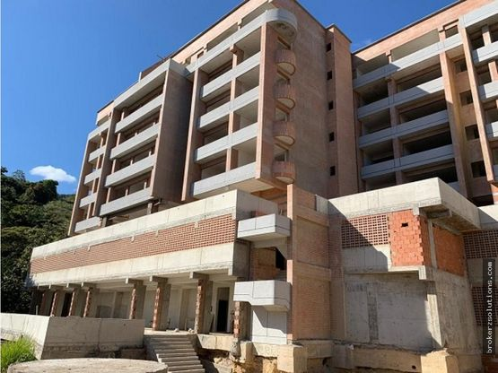 pre venta apartamento 130m2 3h 3b 2e oripoto el hatillo