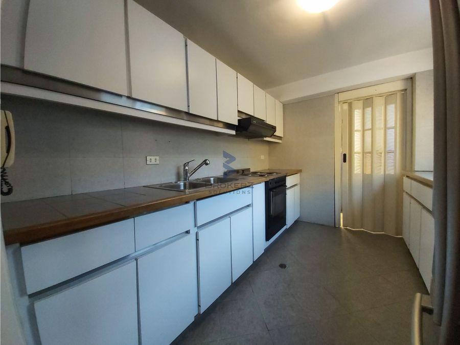alquiler apartamento 106mt 2hserv2b1p santa rosa de lima