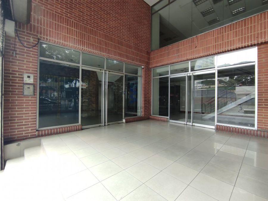 venta oficina 71m2 sabana grande