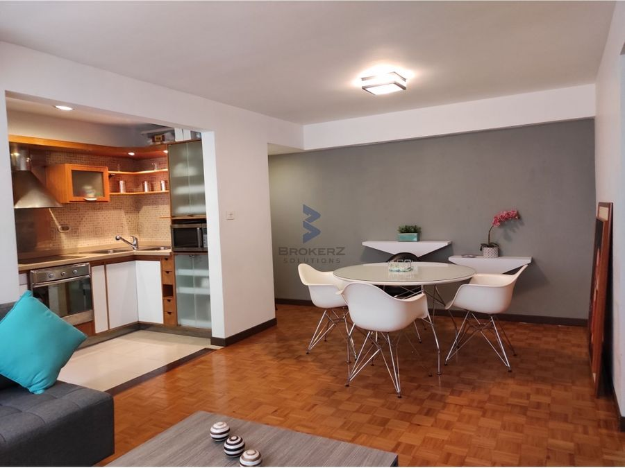 venta apartamento 72m2 2h 2b 1p terrazas del avila