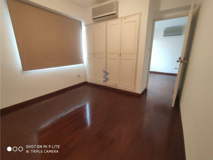 venta apartamento 191m2 4h4b2p campo alegre