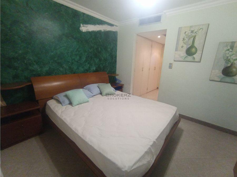 venta apartamento playa grande resd montemar 102 m2 3h2b1p