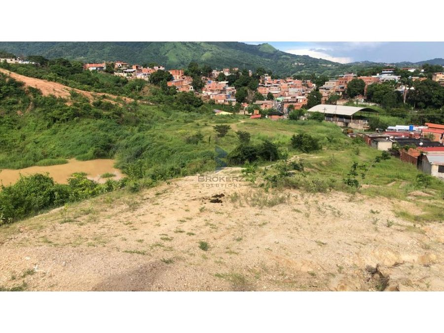 venta terreno 65784m2 guatire