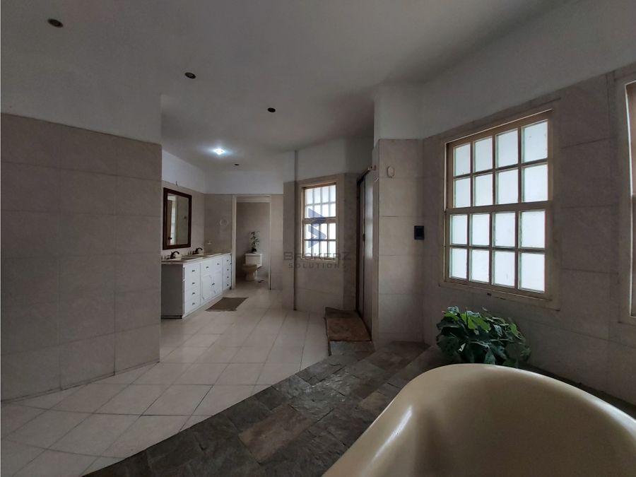 venta casa 559 m2 6h 6b 6p los naranjos