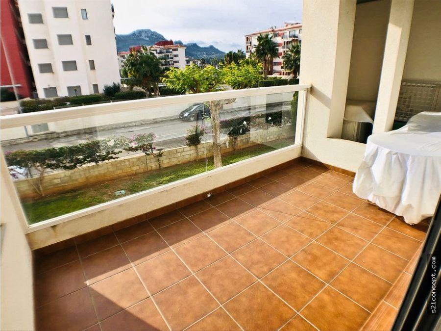apartamento de 2 habitaciones playa de el verger