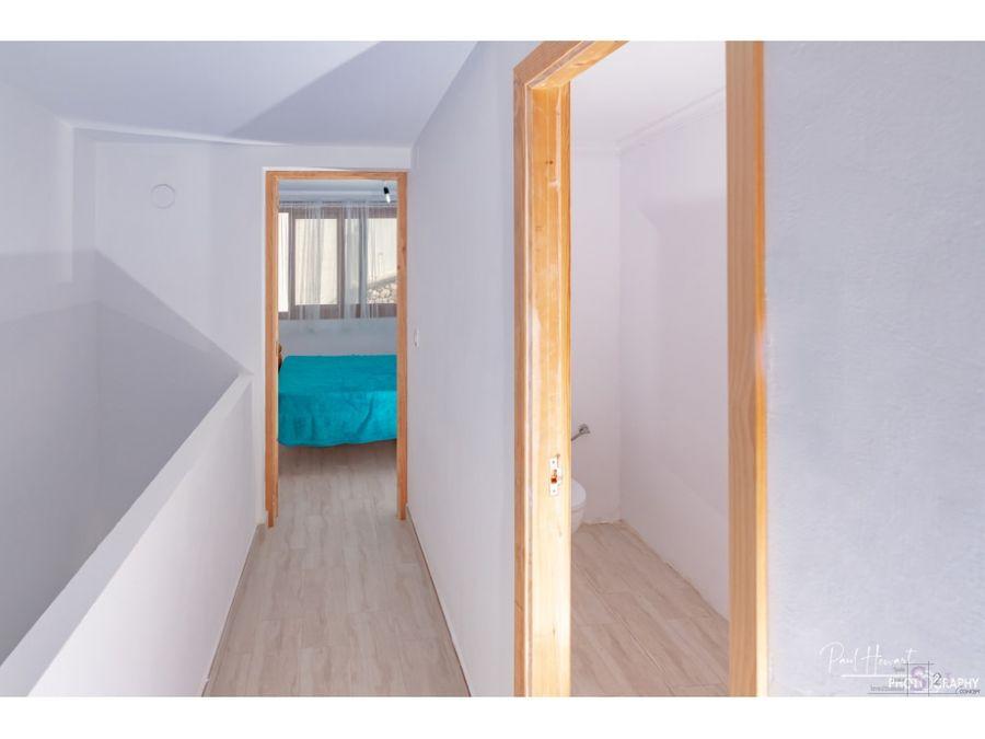 magnifica casa de pueblo 3 habitaciones en jalon