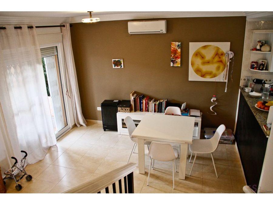 alquiler anual casa de 3 habitaciones en denia