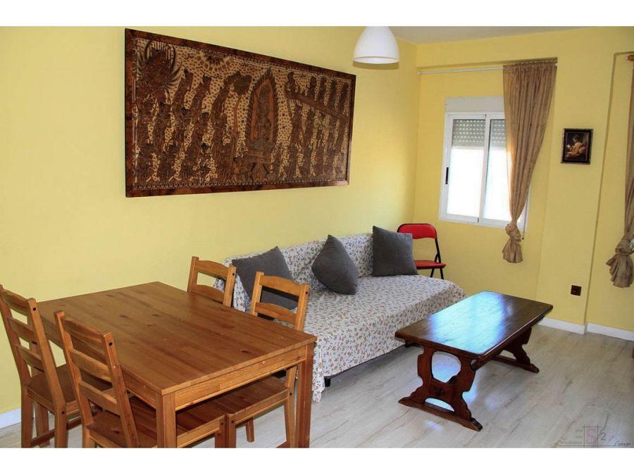 alquiler anual piso de 2 habitaciones en el verger