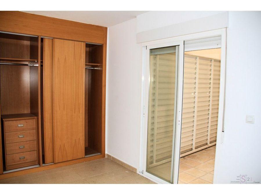 piso de 4 habitaciones en beniarbeig
