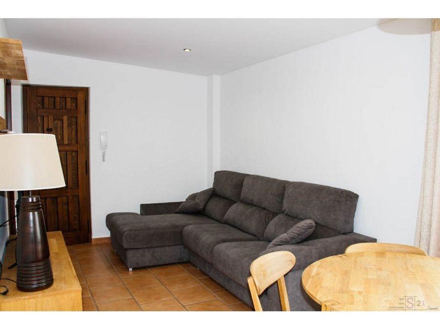alquiler anual atico de una habitacion en el verger