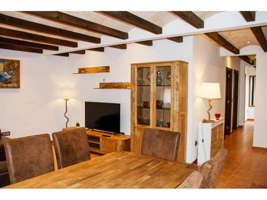 alquiler anual piso de 3 habitaciones en el verger