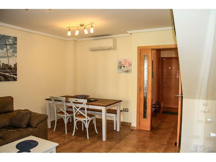 casa adosada de 3 habitaciones en el verger