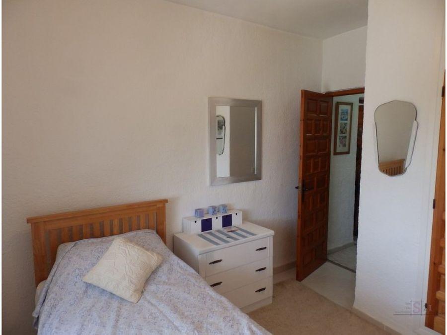 chalet de 2 habitaciones en parcent