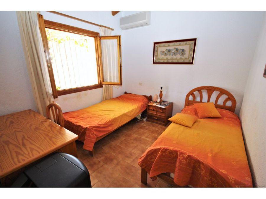 villa de 3 habitaciones en els poblets