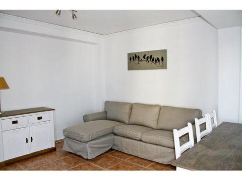 alquiler anual piso de 3 habitaciones en oliva