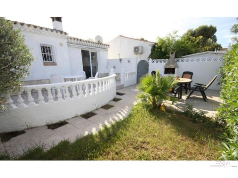 bungalow 2 habitaciones en denia las marinas