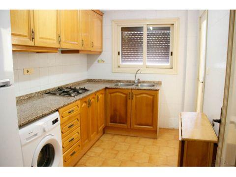 alquiler anual piso de 3 habitaciones la xara