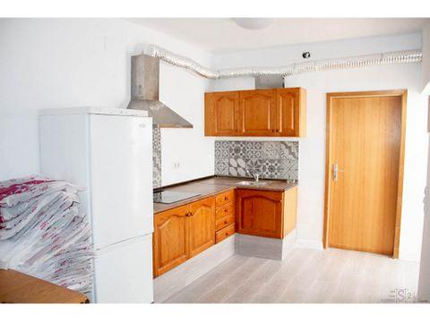 alquiler anual bungalow de 2 habitaciones en denia
