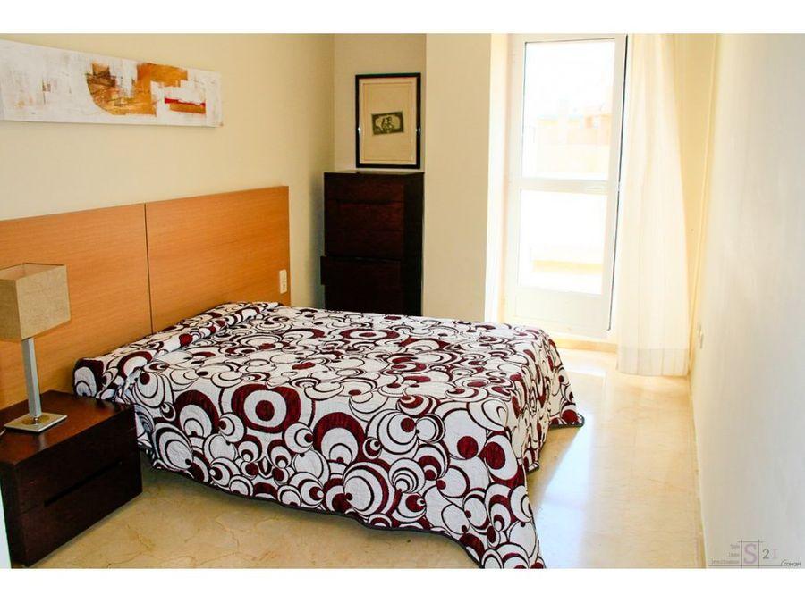 alquiler anual atico de 2 habitaciones en denia