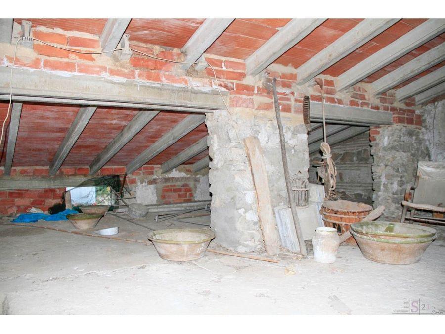 casa de pueblo para reformar vall de la gallinera