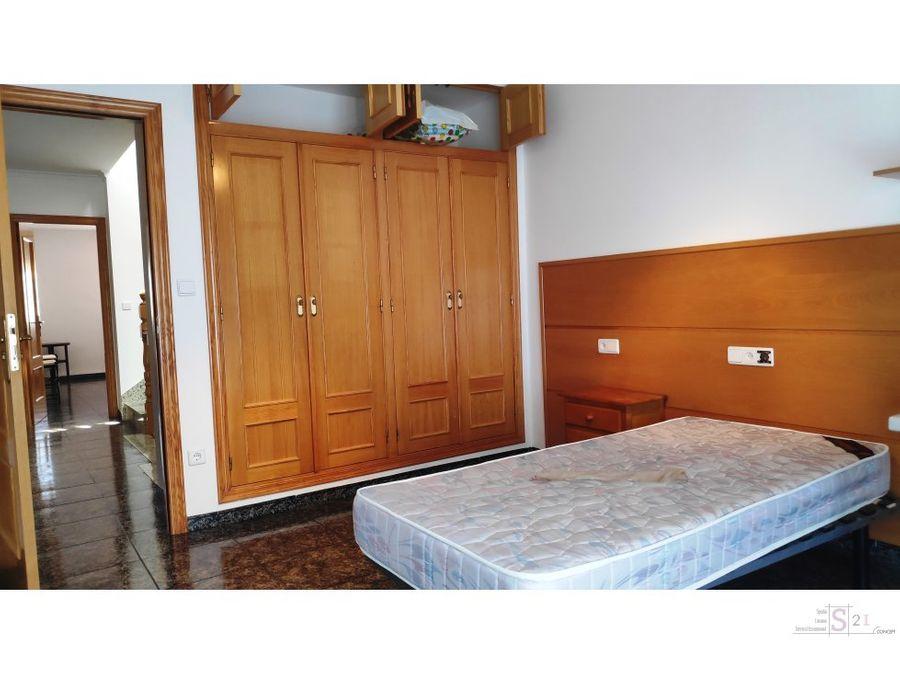 casa de 4 habitaciones en benirrama vall de la gallinera