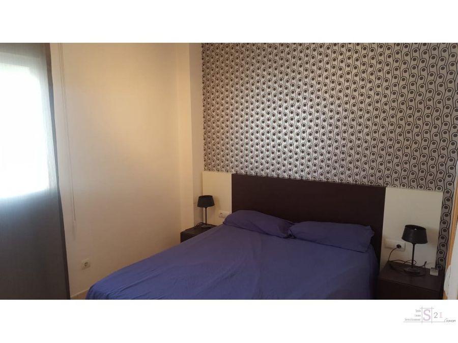alquiler anual casa adosada de 3 habitaciones en miramar