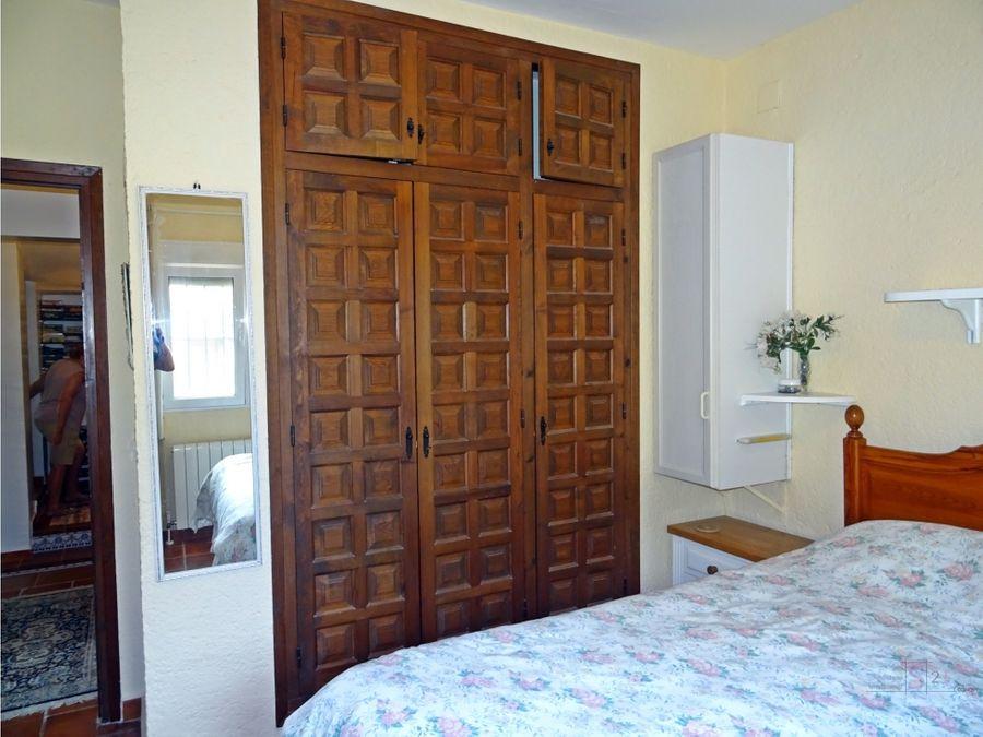 chalet de 4 habitaciones en parcent