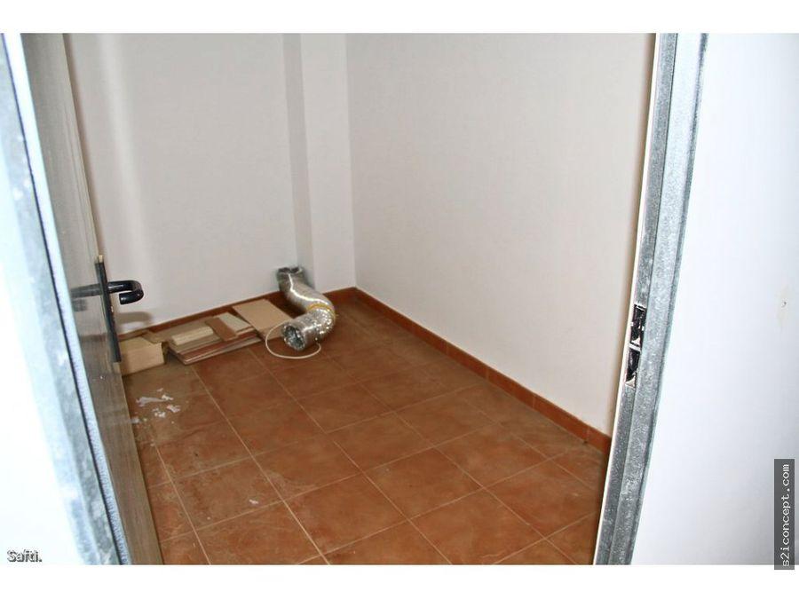 piso de 3 habitaciones en el verger