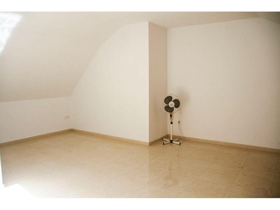 alquiler anual atico duplex 2 habitaciones en denia