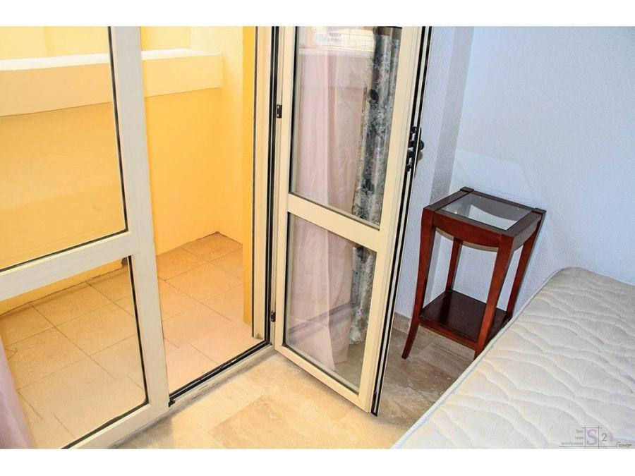 alquiler anual piso de 4 habitaciones en denia