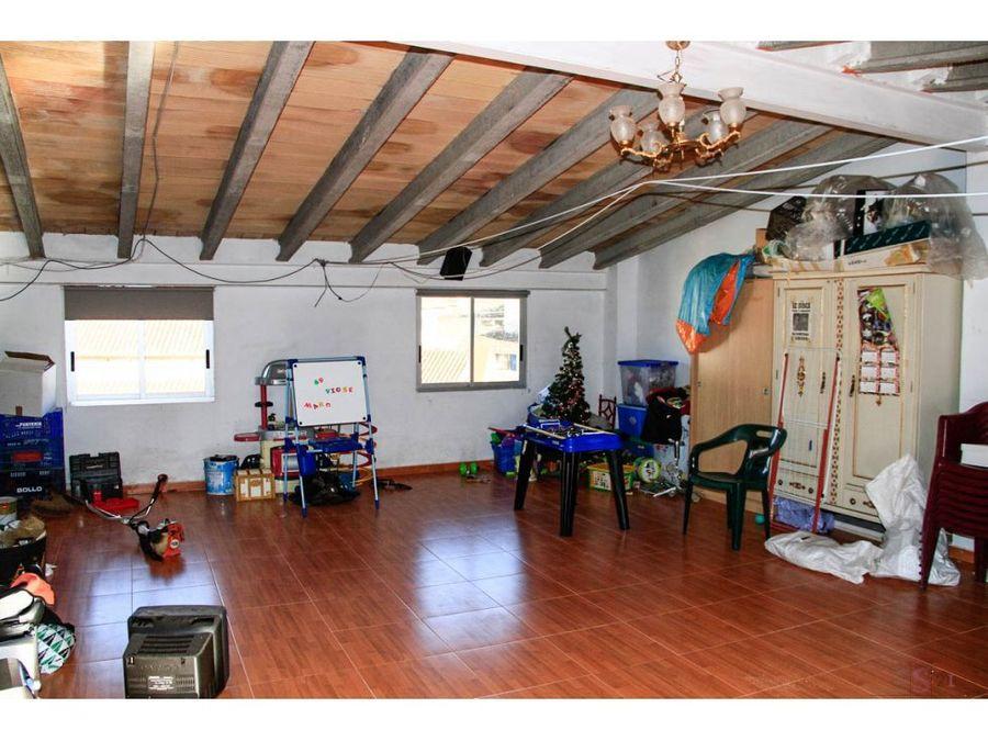 duplex de 4 habitaciones en beniali vall de la gallinera