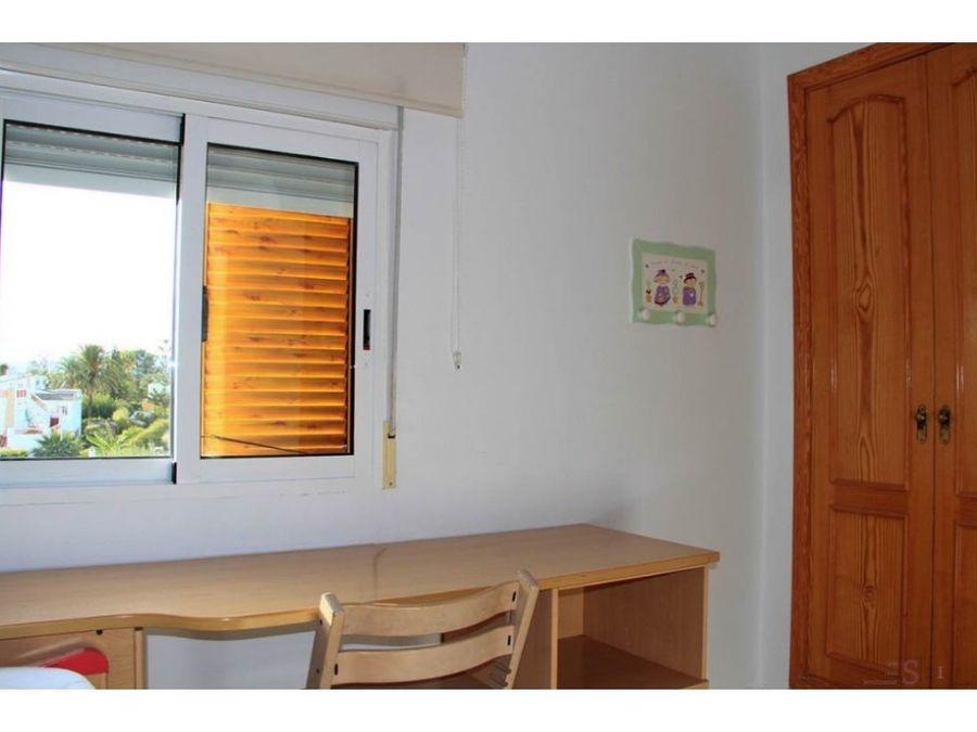 alquiler anual adosado 2 habitaciones en denia las marinas