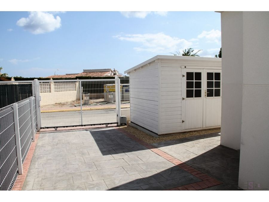 alquiler anual casa 3 habitaciones en els poblets