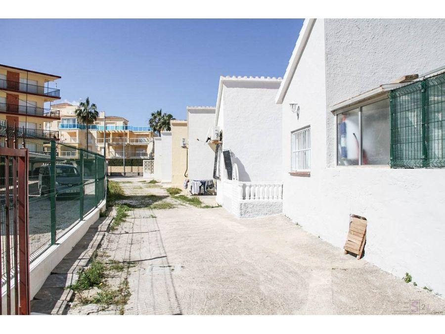 bungalow de 2 habitaciones en denia las marinas
